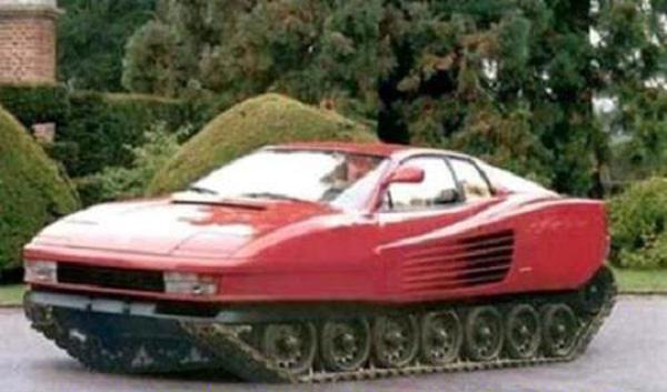 military-humor-funny-joke-soldier-army-urban-assault-vehicle-ferrari-tank