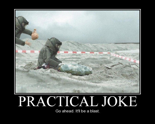 military-humor-funny-joke-soldier-practical-joke-bomb-prank ...