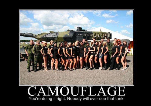military-humor-funny-joke-Tank-Camouflage-girls