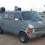 A-10 Van