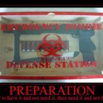 Emergency Zombie Defense Station