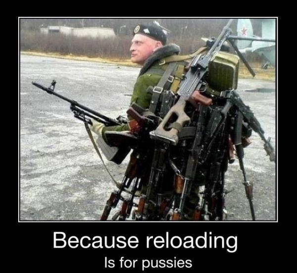 How FPS Games Would Look Like In Real Life - Military Humor