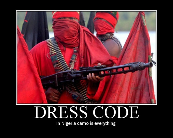 Dress Code - Military humor