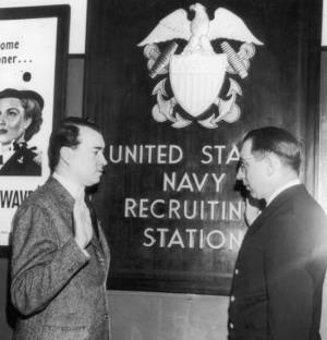 William+Hitler+US+Navy+Recruiting+Station
