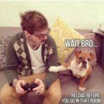 Wait Bro!