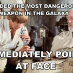 Lightsabre – You're Doing It Wrong