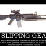 Slipping Gear