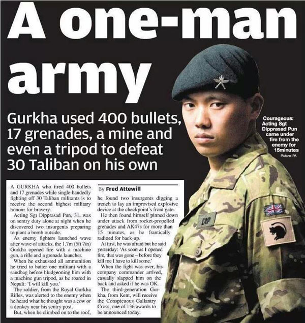 A-one-man-army