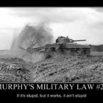 Murphy's Military Law #22