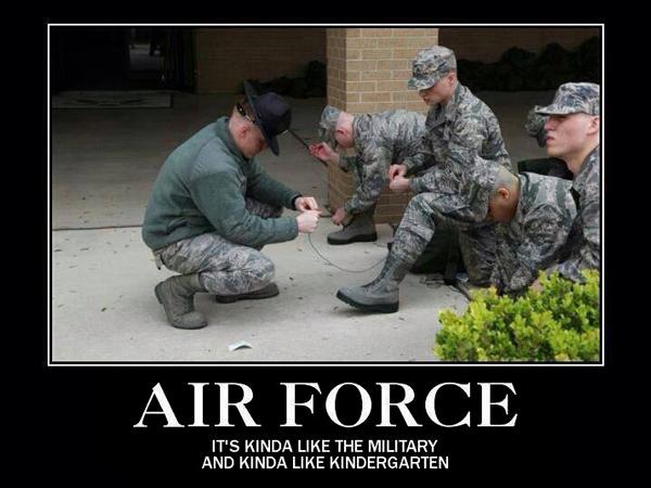 Air Force - Military humor