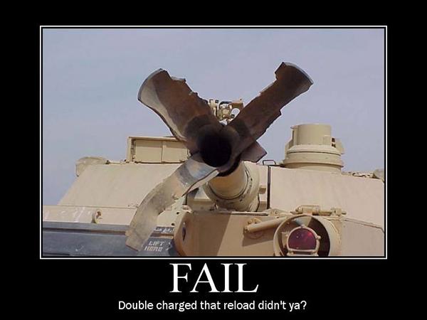 Fail - Military humor