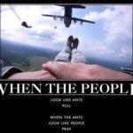 Parachute Wisdom