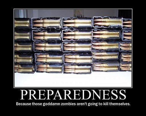 Preparedness - Military humor
