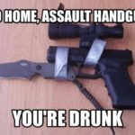 Go Home Assault Handgun