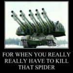 Spider Slayer Tank