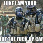 Luke I'm Your…