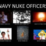 Navy Nuke Officers