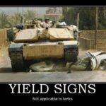 Yield Sings