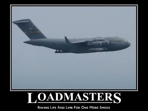 Loadmasters - Military humor