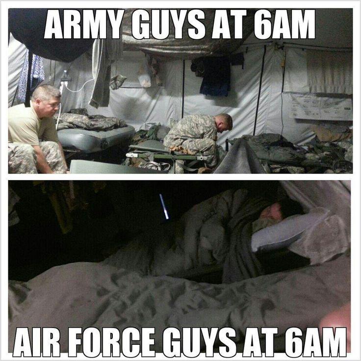 Marines vs Air Force Humor