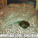Camouflage – Level Girlfriend