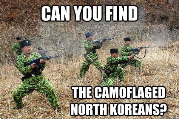 Can You Find? - Military humor
