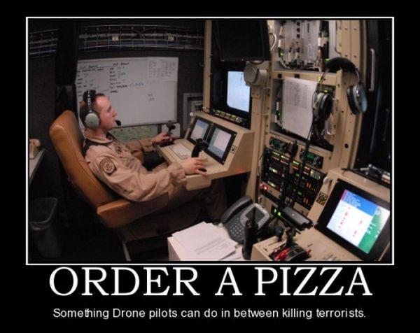 Drone Pilots - Military humor