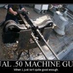 Dual .50 Machine Guns