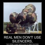 Real Men Don't Use Silencers
