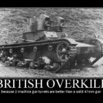 British Overkill