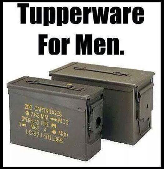 tupperware for men military humor. Black Bedroom Furniture Sets. Home Design Ideas
