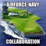 Air Force – Navy Collaboration