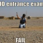 EOD Entrance Exam
