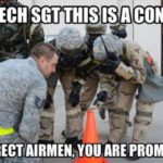 How To Get Promoted In The Air Force