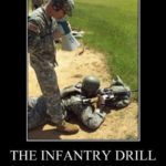 The Infantry Drill Sergeant