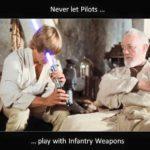 Never Let Pilots…