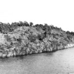 A Camouflaged Swedish Navy Ship