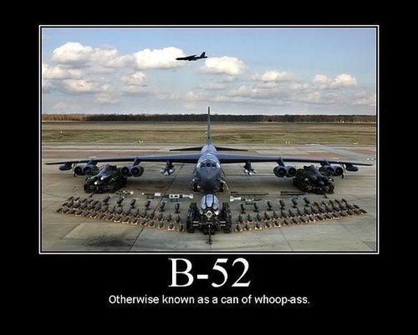 B-52 - Military humor