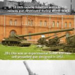 Biggest Guns From 20th Century