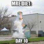 MRE Diet
