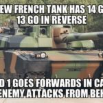 The New French Tank