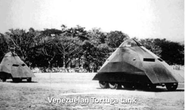 Weird Looking Tanks - Military humor