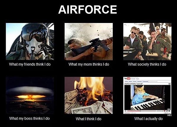 Air Force - Military humor