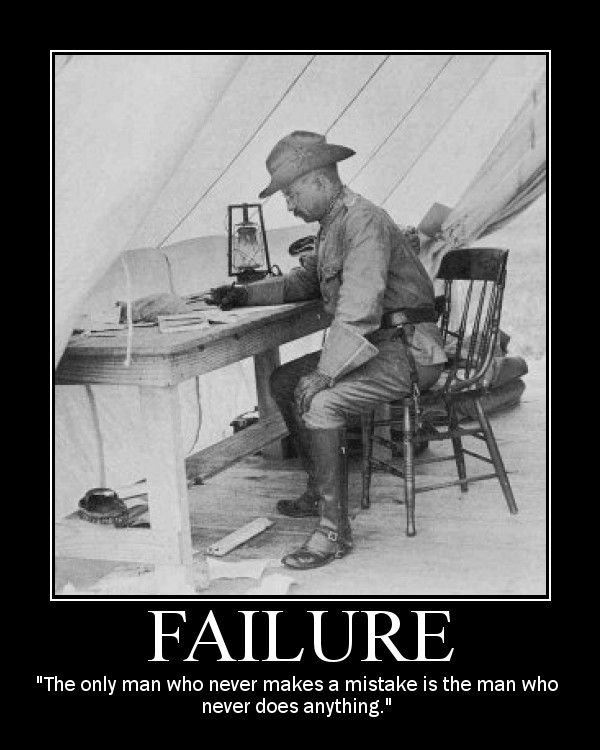 Failure - Military humor