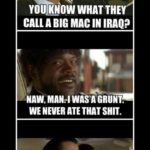 You Know What They Call A Big Mac In Iraq?