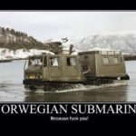 Norwegian Submarine