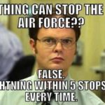 Nothing Can Stop The US Air Force?
