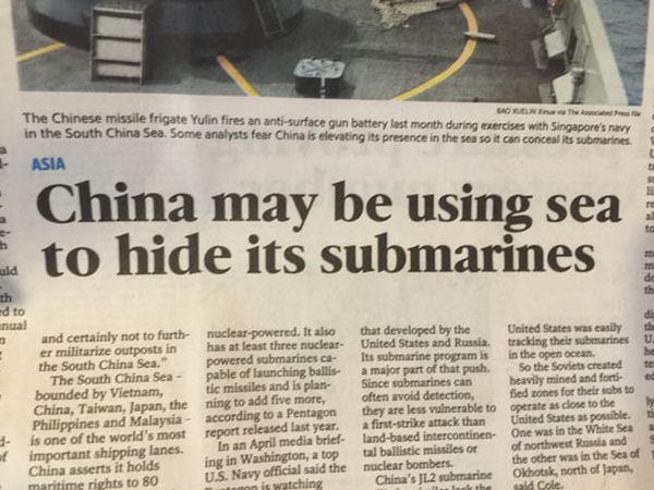 Chinese Military Tactics - Military humor