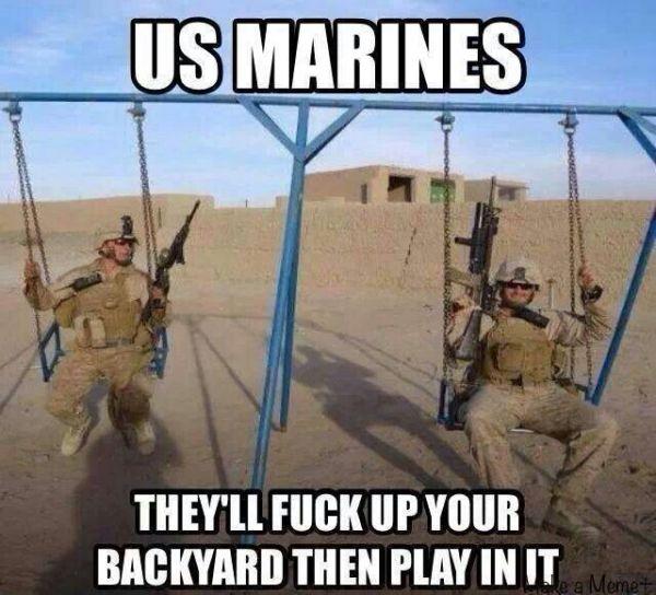 US Marines - Military humor