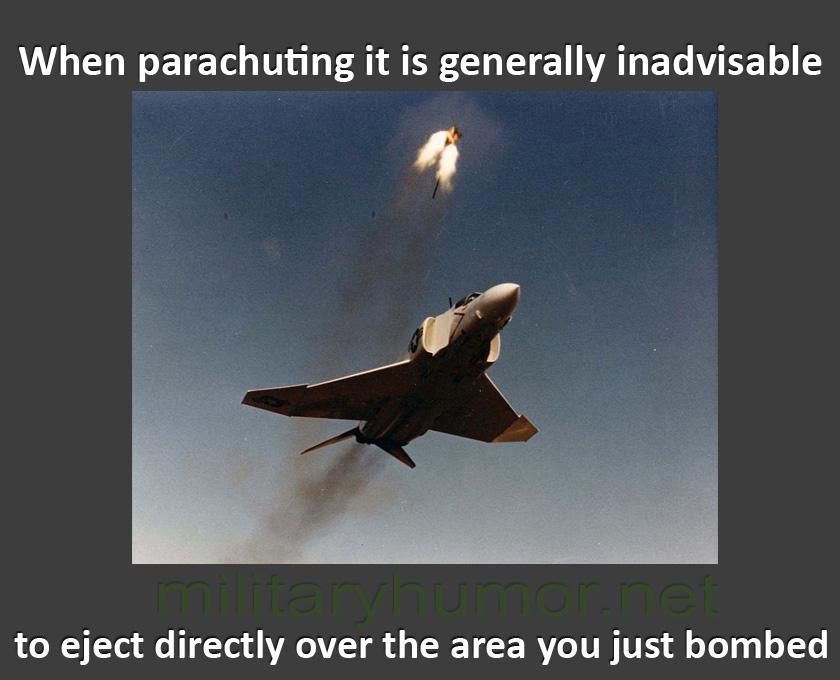 Pilot Wisdom - Military humor